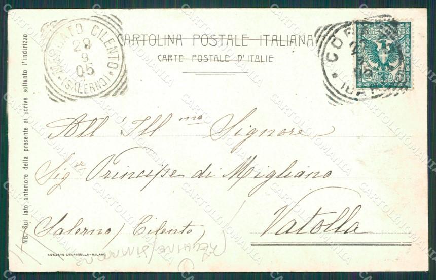 Carte Italie Corato.Bari Corato Mercato Strappino Pieghine Cartolina Xb3422 Ebay